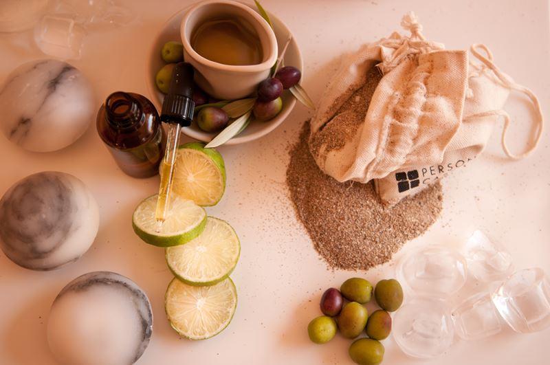 Отель Borgo Egnazia - мастер-класс (оливки, оливковое масло, специи и лайм)