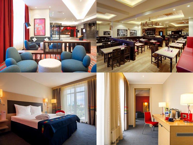 Отели Сочи 3 звезды: официальные сайты - «Park Inn by Radisson Sochi City Centre»