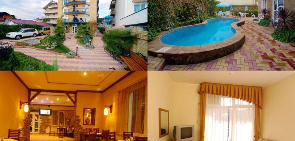 22 лучших отеля Сочи (3 звезды)