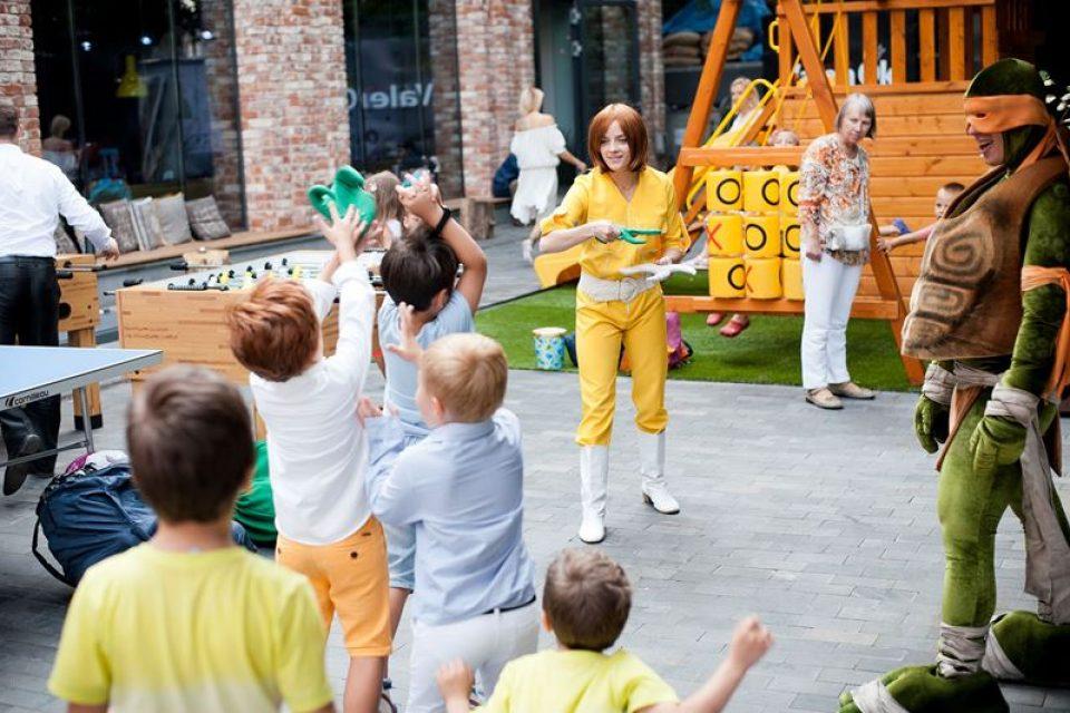 Ресторан Valenok приглашает на детские выходные в августе