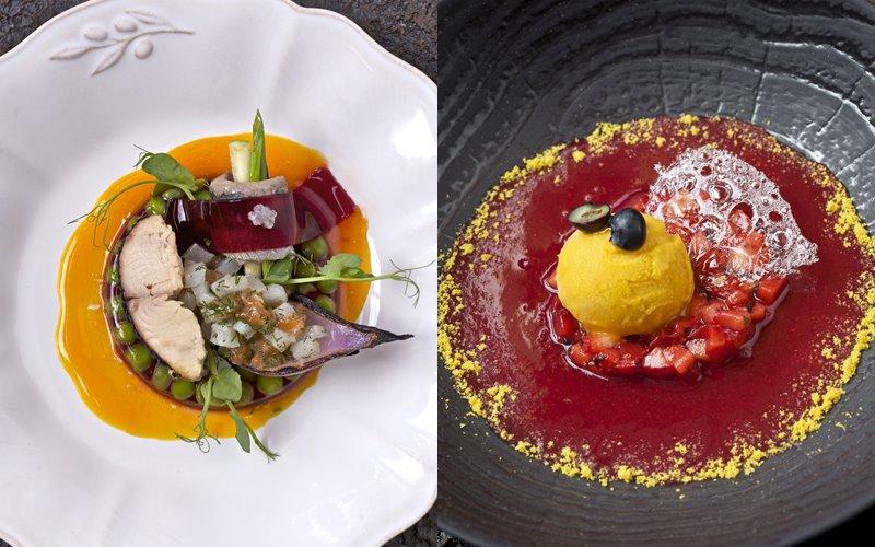 Гастрономический фестиваль Set-o-Mania в ресторане «Матрёшка» - «Сомовий плёс» и ягодный суп
