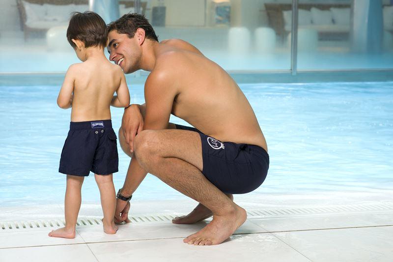 Французский бренд купальных костюмов Vilebrequin