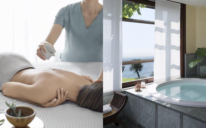 Wellness на озере Гарда от Lefay Resort & SPA - расслабляющий массаж