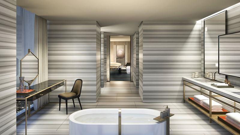 Four Seasons Hotel Kuwait: ванная комната