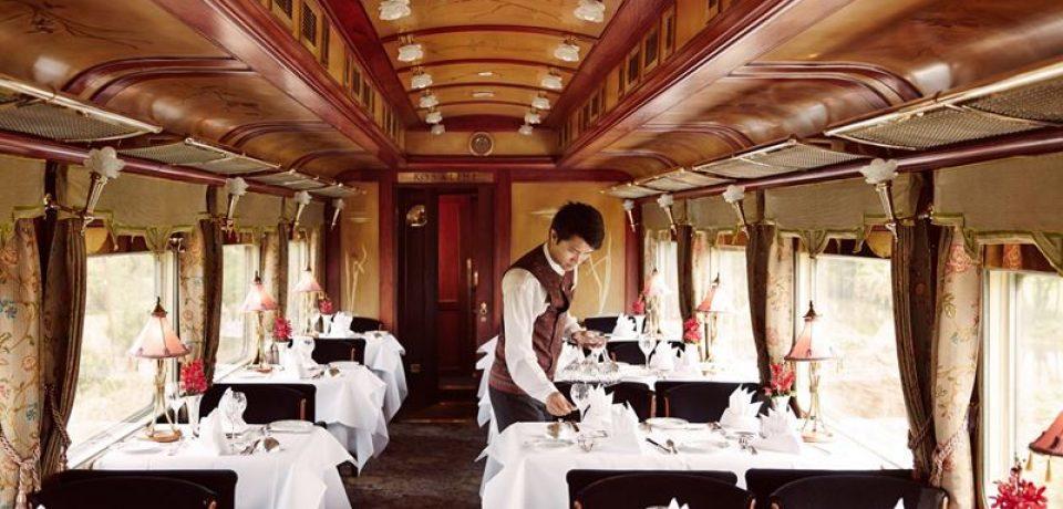 Гастрономические путешествия с Eastern & Oriental Express