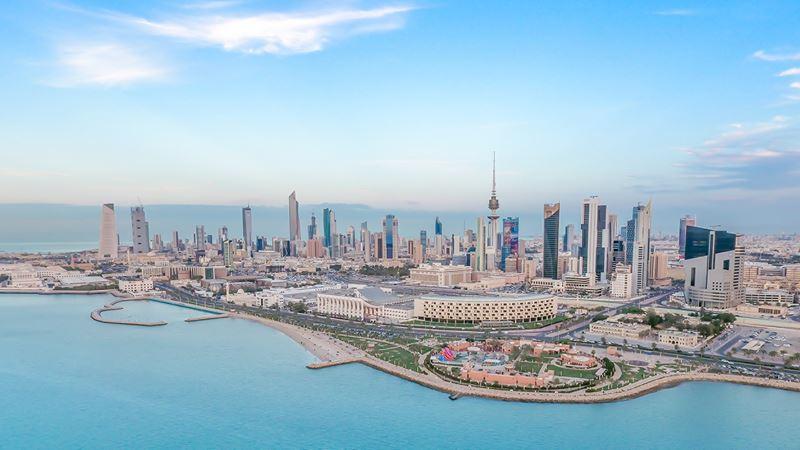 Four Seasons Hotel Kuwait: пейзаж в Кувейте