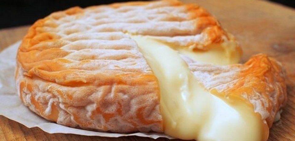 28 сортов французского сыра