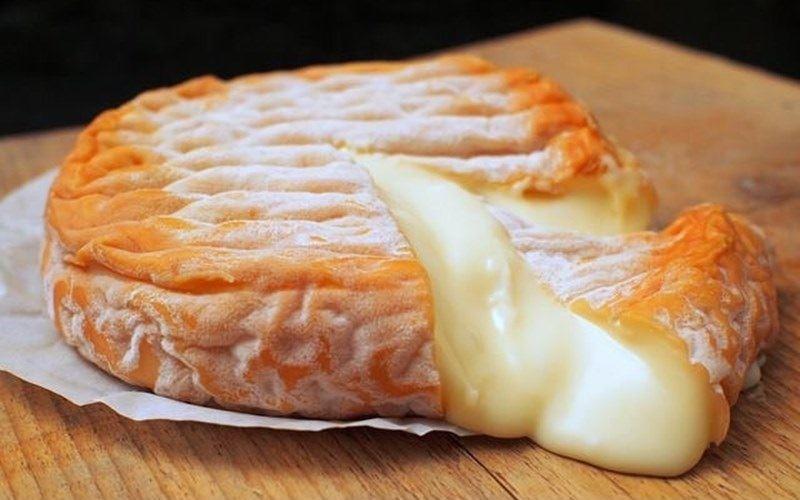 Сорта французского сыра - Эпуас, мягкий сливочный, с полужидкой консистенцией