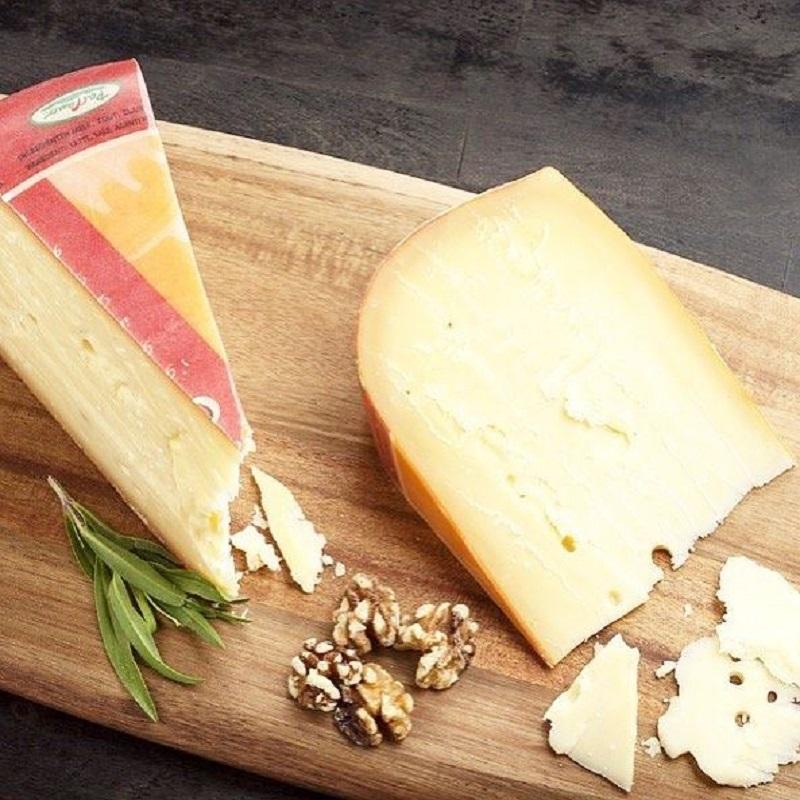 Сорта голландского сыра - Паррано - полутвердый, сладко-сливочный