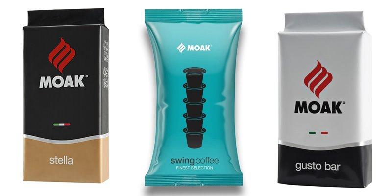 Лучшие марки итальянского кофе - Moak - сицилийский бренд
