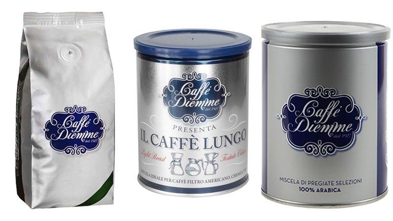 Лучшие марки итальянского кофе - Diemme - арабика