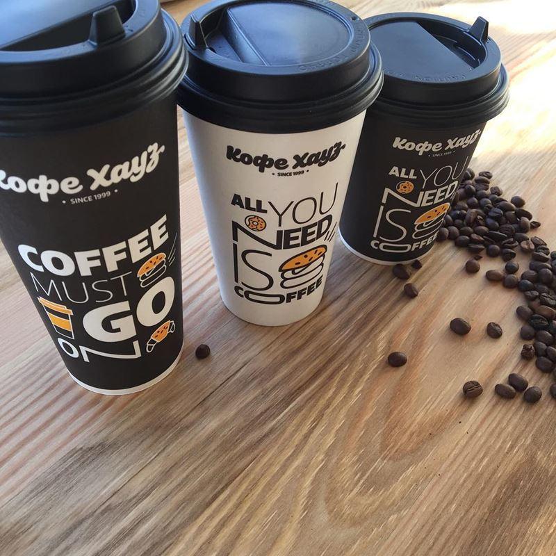 Кофейни Москвы: «Кофе Хауз» - три стакана кофе