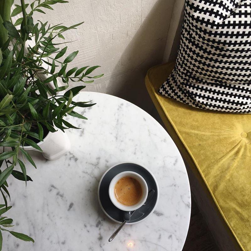 Кофейни Санкт-Петербурга: «Займёмся Кофе» - минимализм в шведском стиле