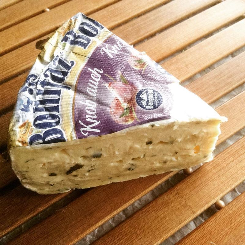 Сорта немецкого сыра - Бонифац (Bonifaz) - мягкий ароматный жирный