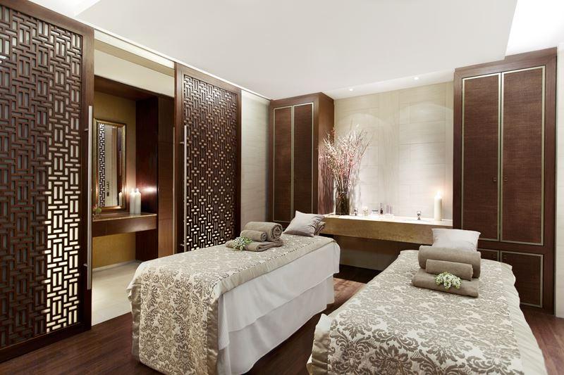 The Ritz-Carlton Vienna - релакс в велнесс-зоне