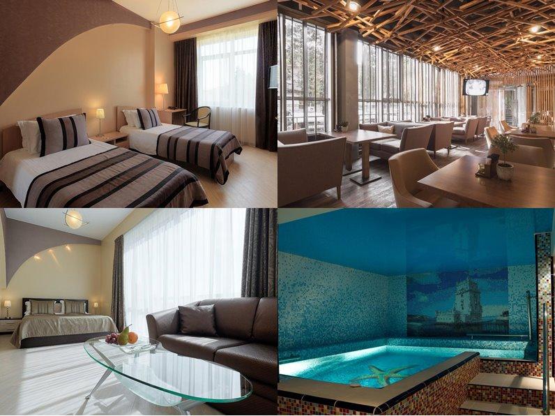 Отели Сочи 4 звезды: официальные сайты - «AC Hotel»