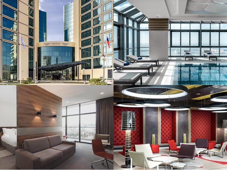 Отели Сочи (5 звёзд): официальные сайты - «Hotel Pullman Sochi Centre»
