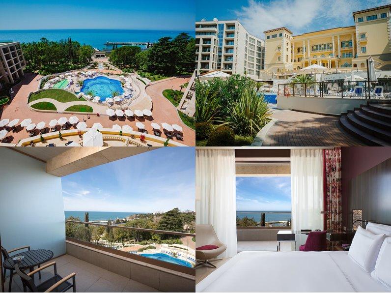 Отели Сочи (5 звёзд): официальные сайты - «Swissotel Сочи Камелия»