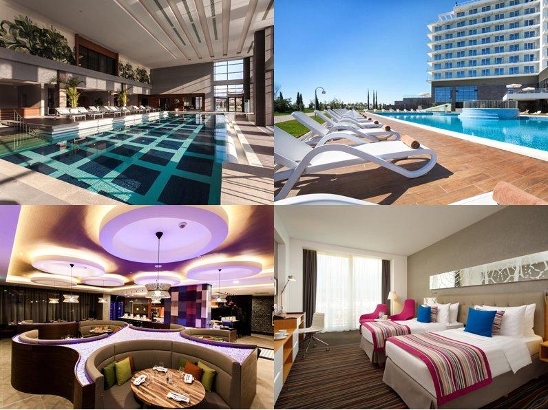 Отели Сочи (5 звёзд): официальные сайты - «Radisson Blu Paradise Resort & Spa Sochi»