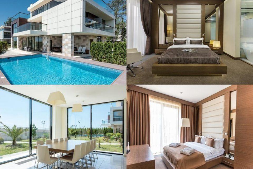 9 лучших отелей Сочи (5 звёзд)