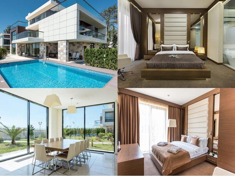 Отели Сочи (5 звёзд): официальные сайты - Парк-отель «Арфа»