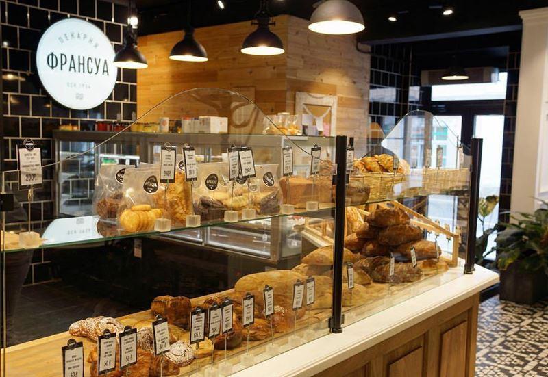Пекарни Москвы: «Франсуа»