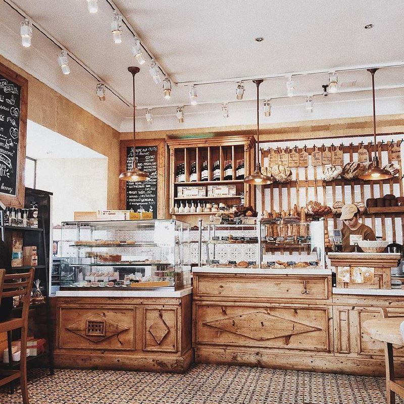 Пекарни Москвы: «Хлеб Насущный»