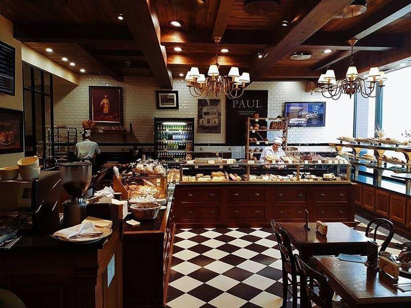Пекарни Москвы: «Paul»