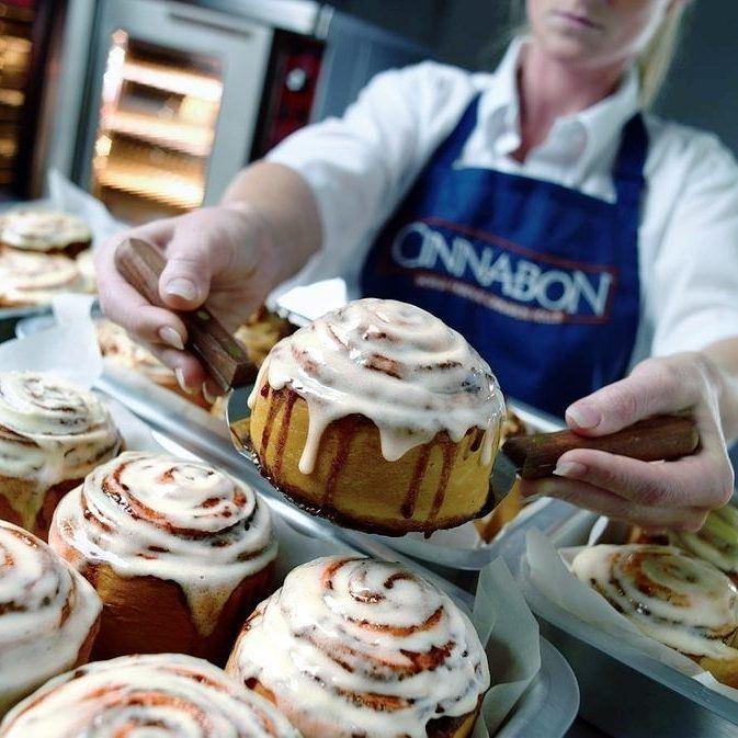 Пекарни Санкт-Петербурга: «Синнабон»