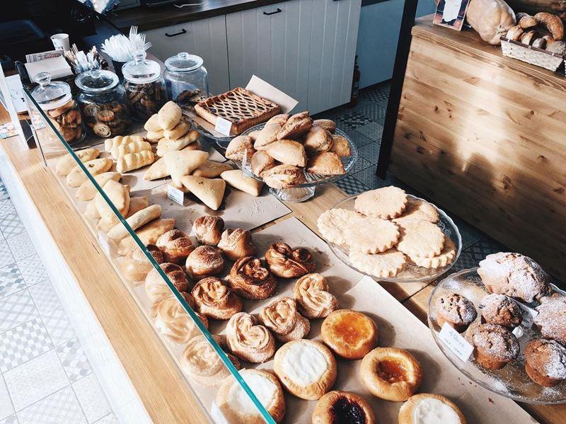 Пекарни Санкт-Петербурга: «Семейный Пекарь»