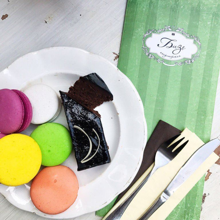 Пекарни Санкт-Петербурга: «Бизе»