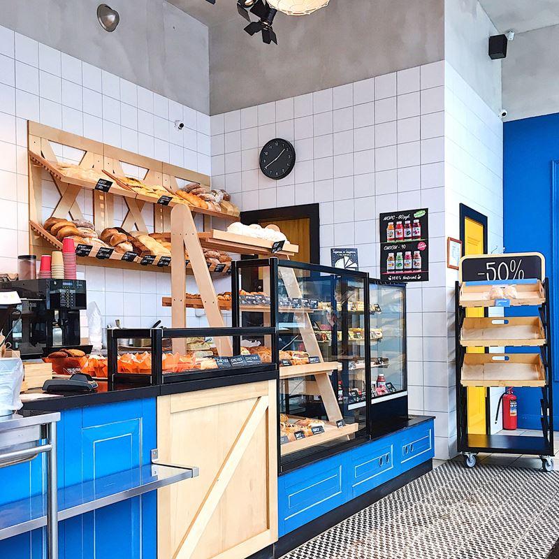 Пекарни Санкт-Петербурга:  «Цех 85»