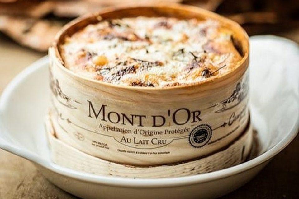 15 сортов швейцарского сыра
