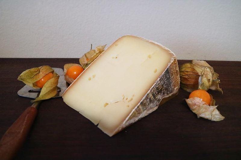 Сорта швейцарского сыра - Вашрен Фрибуржуа - полутвёрдый с небольшими дырками для натирания и фондю