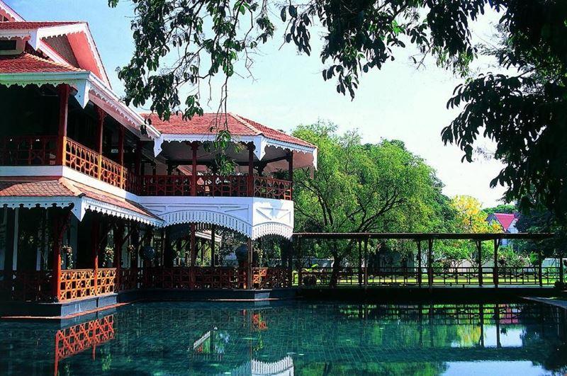 Путешествия по Азии с отелями Belmond: Belmond Governor's Residence в Янгоне