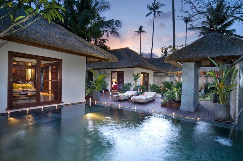 Путешествия по Азии с отелями Belmond: Belmond Jimbaran Puri на острове Бали