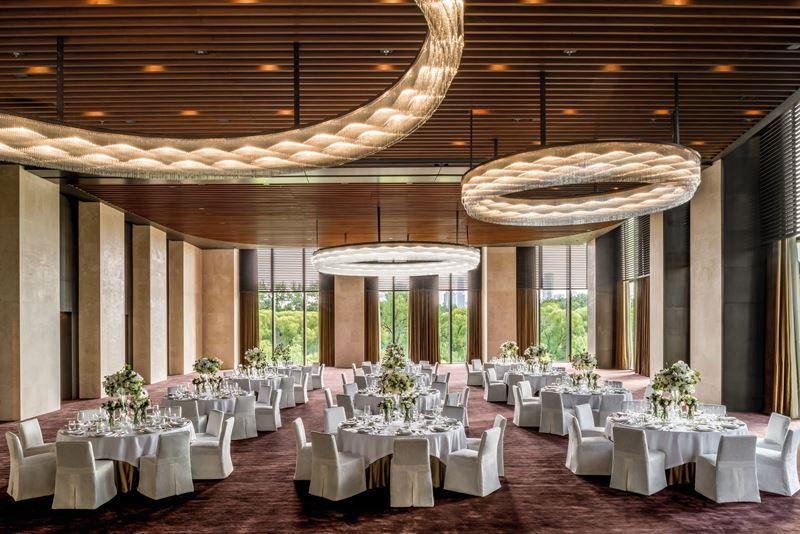 Bulgari Hotel Beijing - бальная комната