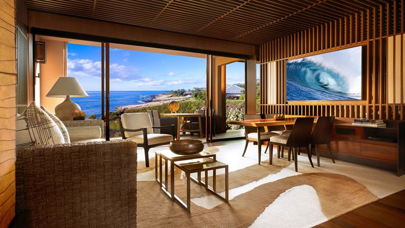 Отель Four Seasons Resort Lanai
