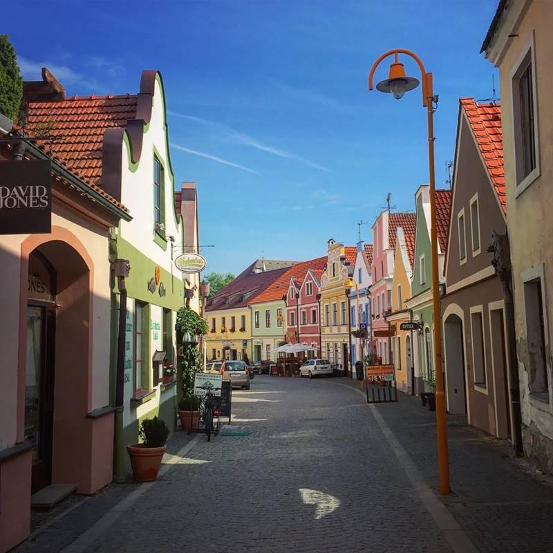 Красивые города Чехии: архитектура Тршебоня
