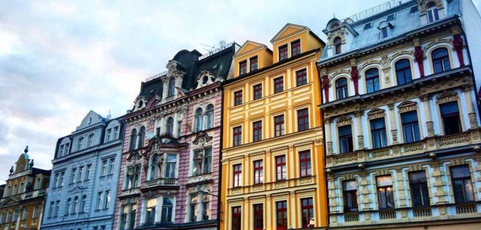 Очаровательные города Чехии