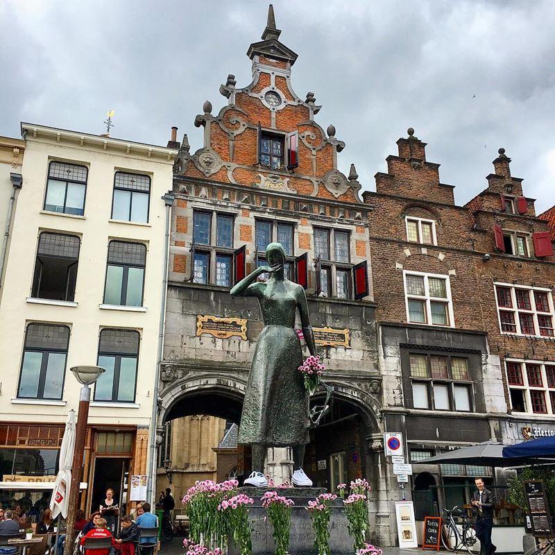Красивые города Нидерландов: старинная архитектура Неймегена