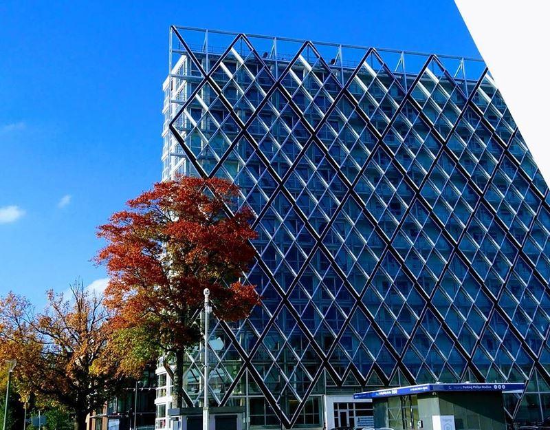 Красивые города Нидерландов: архитектура XXI века в Эйндховене