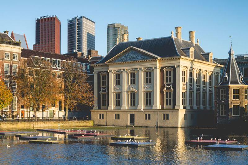 Красивые города Нидерландов: галерея Маурицхёйс в Гааге