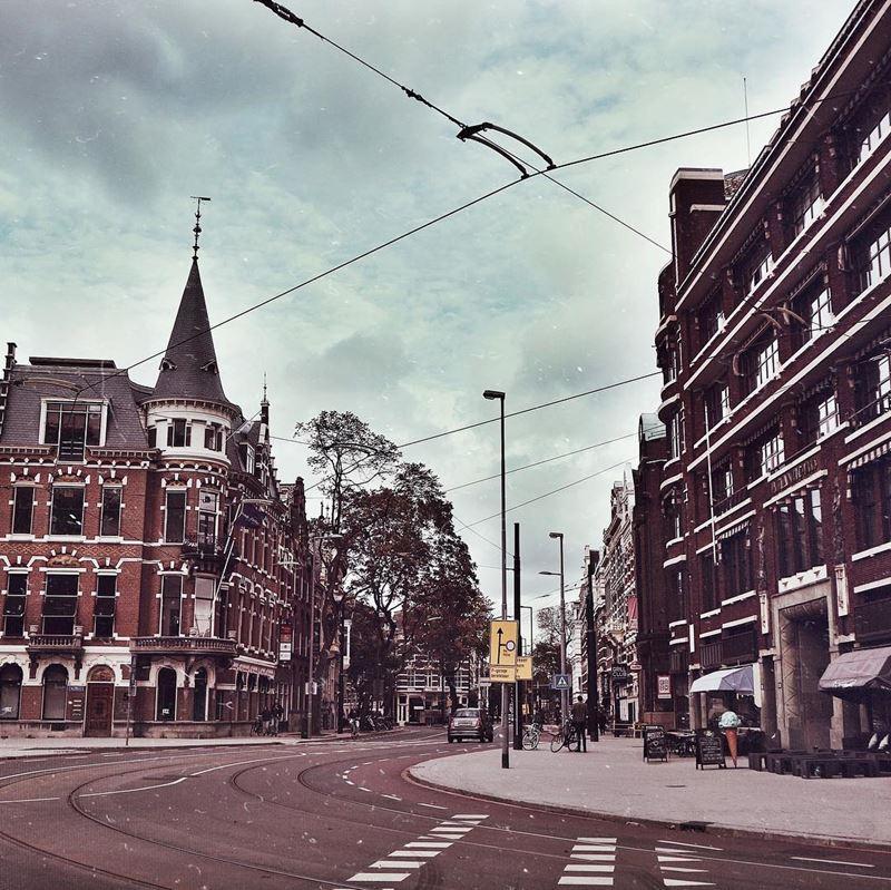Красивые города Нидерландов: Старый город Роттердама