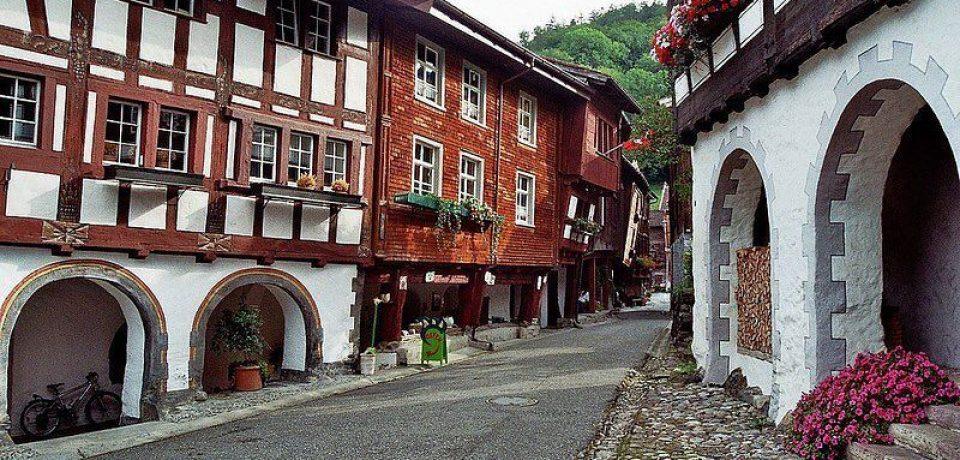 Города Швейцарии, которые нужно посетить