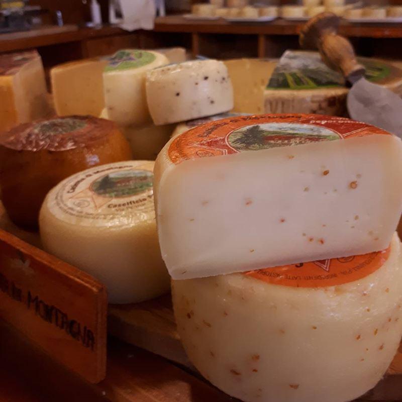 Сорта итальянского сыра: Азиаго (Asiago)