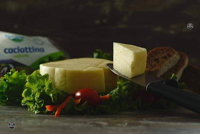 Сорта итальянского сыра: Качотта (Caciotta)