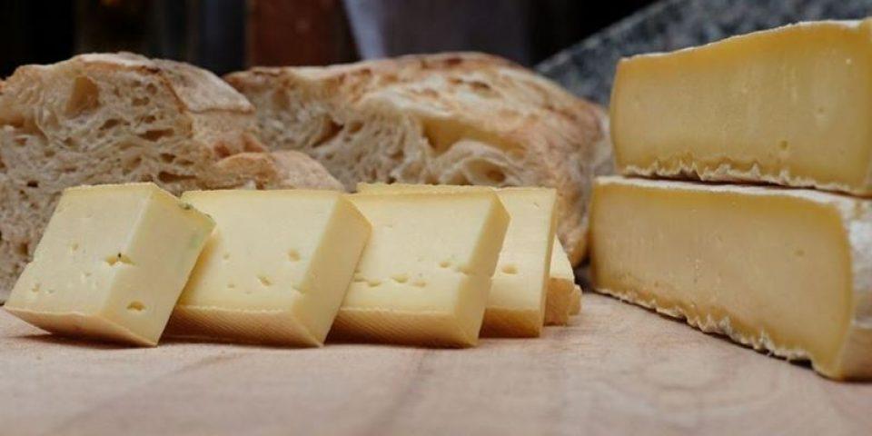 18 сортов итальянского сыра