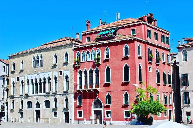Крупные и красивые города Италии: архитектура Венеции