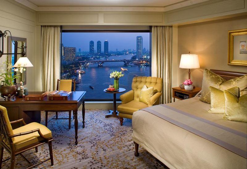 Путешествия по Азии с отелями Belmond: Mandarin Oriental Hotel в Бангкоке
